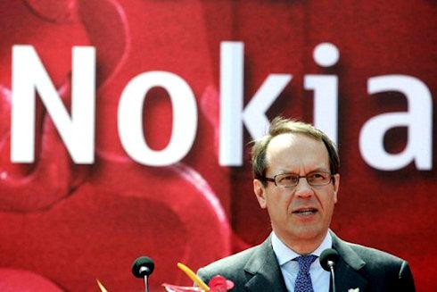 Смена руководства в Nokia
