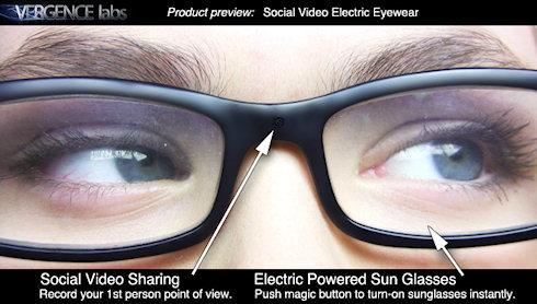 Социальные очки – зеркало жизни