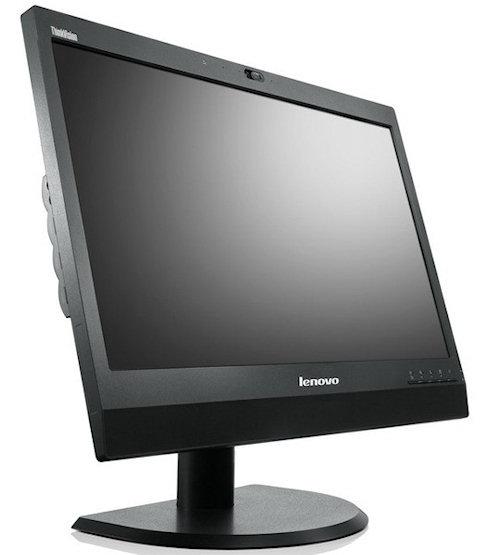 Lenovo предлагает новый монитор с камерой для Skype