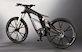Велосипед Audi с дистанционным управлением