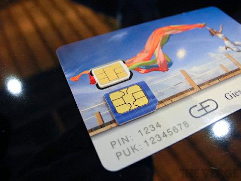 4FF – экономичный формат SIM-карты