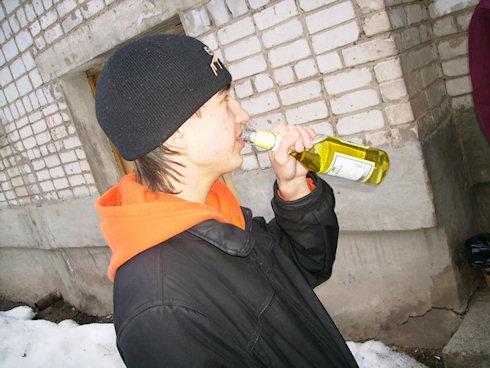 Алкоголь не сделает из подростков алкоголиков