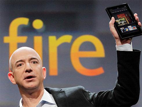 Новинки от Amazon