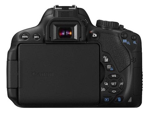 Зеркальная камера Canon EOS 650D – идеальна для видеосъемки