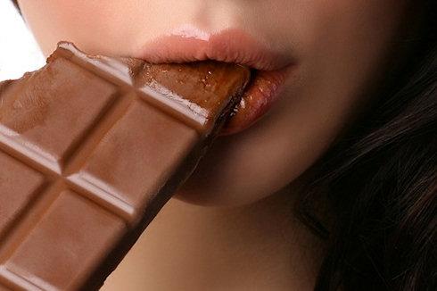 Шоколад борется со старением