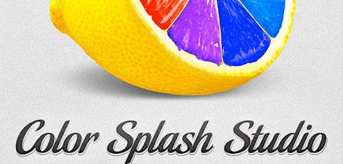 Color Splash Studio – обработка фото на iPhone и iPad