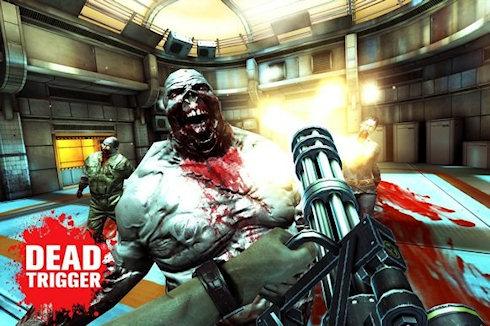 Dead Trigger: зомби не проблема