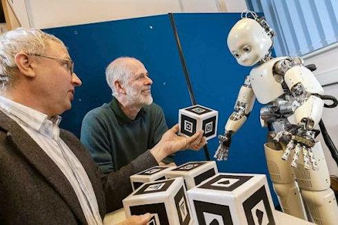 Как сделали первого робота