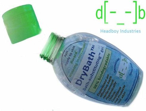 DryBath: оставайся чистым даже без воды