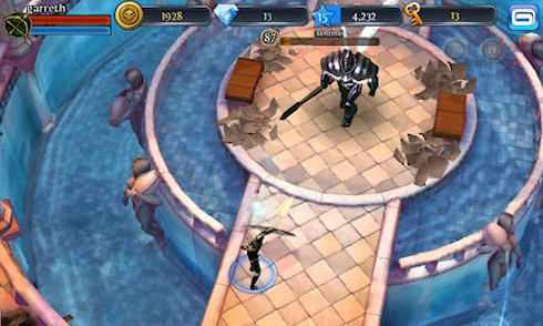 Dungeon Hunter 3 для Android