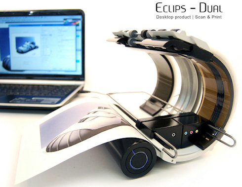 Eclips-dual – минималистский принтер