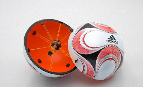 Электронный мяч в футболе