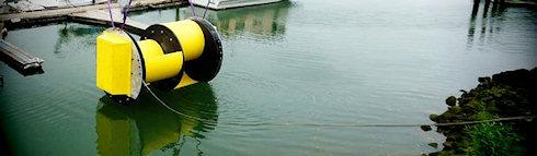 Электротурбины для оросительных каналов