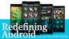 Новая оболочка Android от компании Sharp
