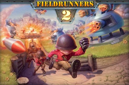 Fieldrunners 2 – стратеги всех стран, просыпайтесь!