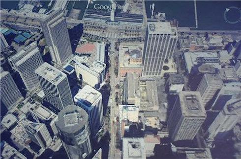 Google Maps теперь в 3D