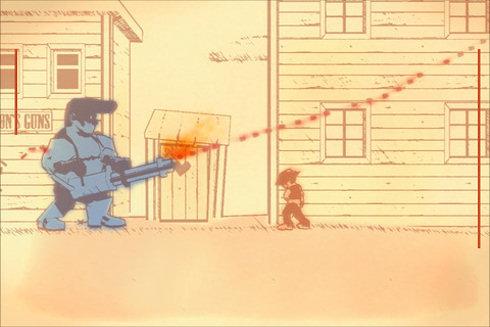 Gunman Clive: почувствуй себя ковбоем