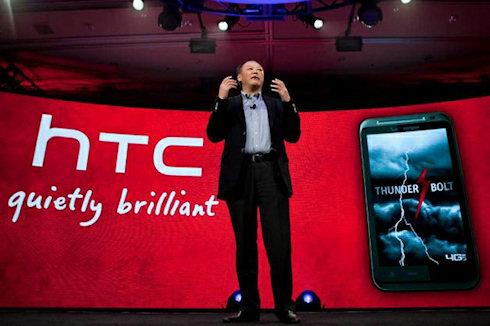 HTC покупает S3 Graphics