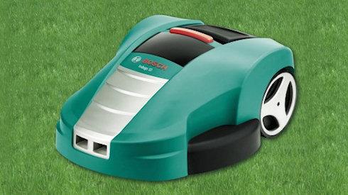 Робот Indego: стрижет лужайшки с умом