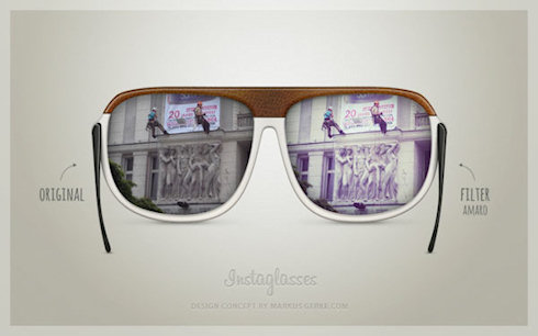Instaglasses - очки в стиле Instagram