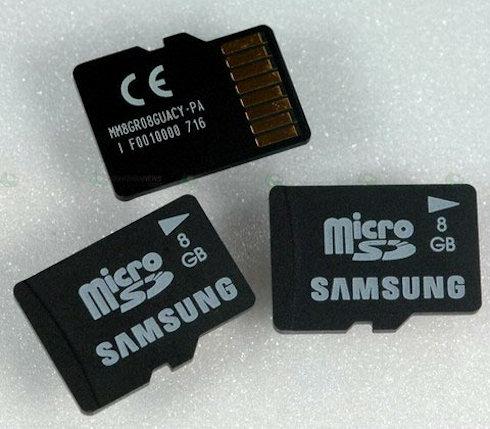 Карты microSD значительно подорожали