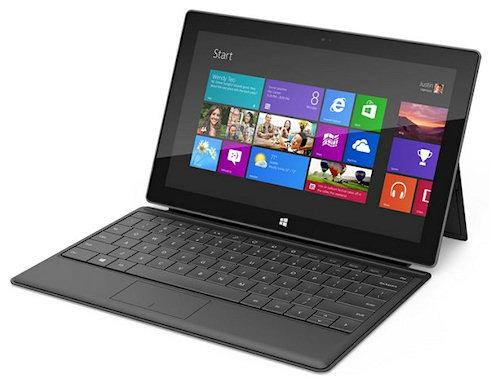 Microsoft Surface – фирменные планшеты под управление Windows