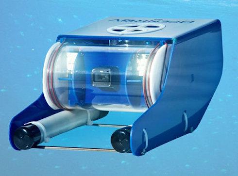 Персональная мини-субмарина OpenROV