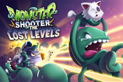 Monster Shooter: The Lost Levels - киска держись!