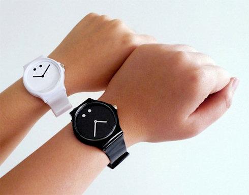 Moody Watch – часы с настроением