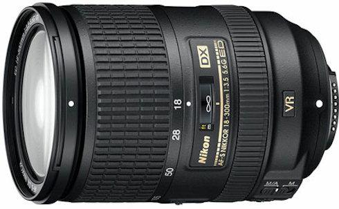 Nikon расширяет модельный ряд объективов