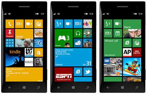 У Microsoft не будет своего смартфона
