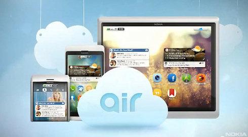 Nokia планировала запустить облачный сервис Nokia Air