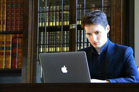 Самый сексуальный программист – основатель ВКонтакте Павел Дуров