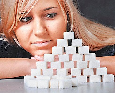Сахар делает людей тупее