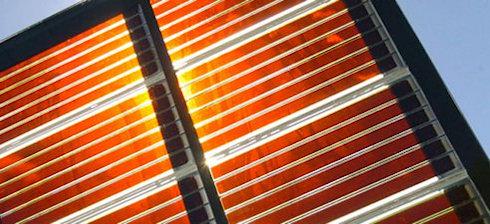 Солнечные батареи из наноматериала