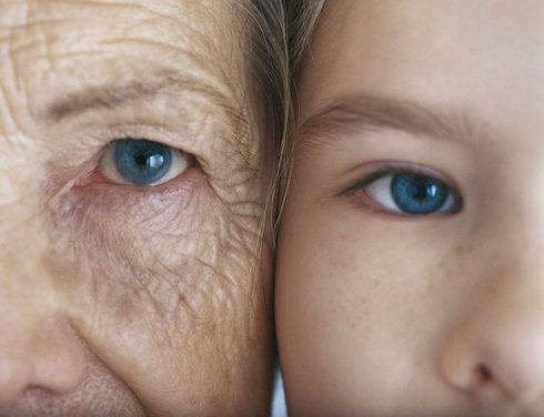 Остановлен процесс старения!