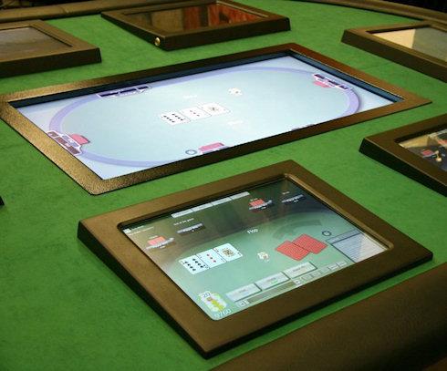 Игровые столы будущего для покера
