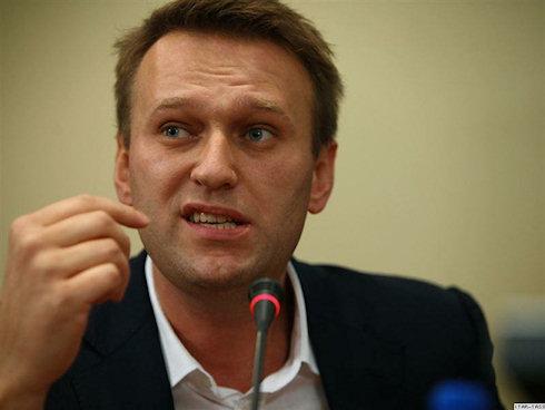 Взломан Twitter Навального