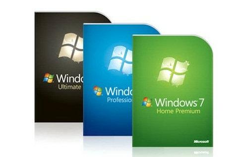 Продано 600 млн лицензий Windows 7