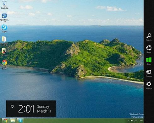 Microsoft убирает старый интерфейс из Windows 8