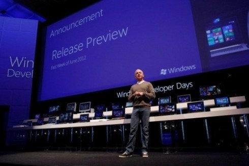 Windows 8 может появиться уже в июле