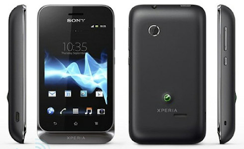 Xperia tipo duo – две SIM-карты от Sony