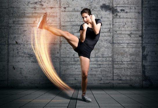 Эффективная тренировка: 400 калорий в час