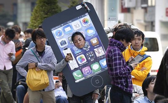 У пользователей продукции Apple возникли проблемы с доступом к сервисам компании
