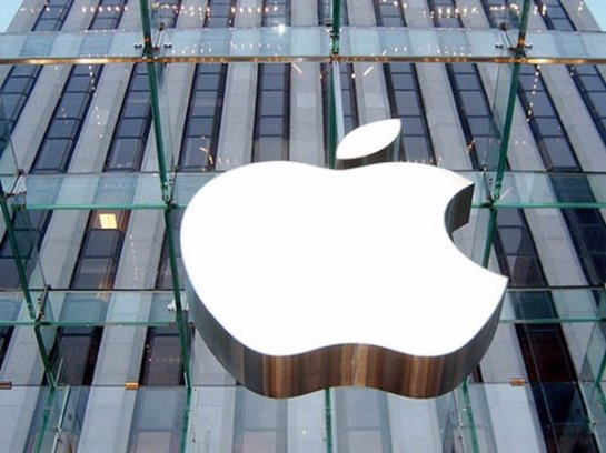 Корпорация Apple объявила итоги продаж за последние месяца