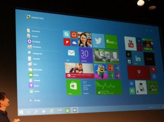 Опубликованы минимальные требования Microsoft для Windows 10