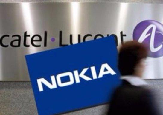 Nokia и Alcatel–Lucent объединятся в одну компанию