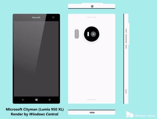 Появилась информация о характеристиках смартфонов Microsoft Lumia