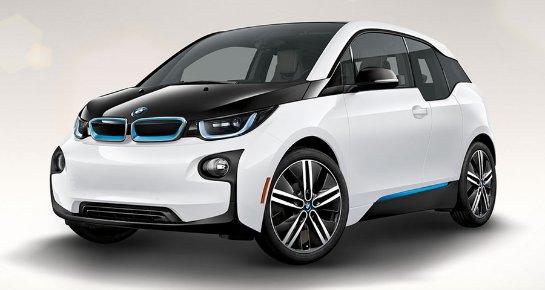 Основу современного Apple-мобиля может составить Автомобиль BMW i3
