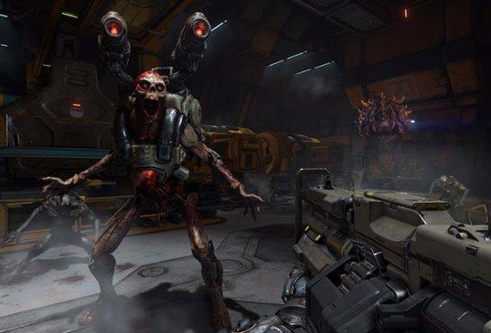 Создатели новой части Doom уже поделились скриншотами и информацией о разработке игры